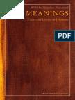 Ñanamoli Meanings