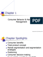 Consumer Behaviour Model 2