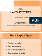 03 Sisprod - Layout Types