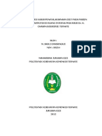 Laporan Studi Kasus Penatalaksanaan Diet Pada Pasien Suspect Gastritis Di Ruang Interna Pria Rsud Dr h Chasan Boesoirie Ternate Magk Caly