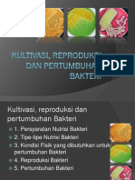 3 Kultivasi Reproduksi Pertumbuhan Bakteri