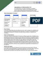 DIMcomfort 4.0 - Theorymanual