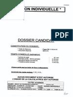 BTSCHARP Elaboration Du Plan d Execution Des Ouvrages 2007