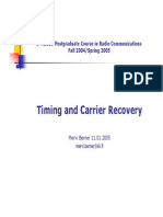 CT Recovery