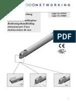 Eldon Mounting Instruction TLC Compact Light Mounting Instruction