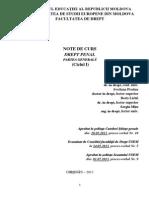 016 - 029 - Drept Penal Partea Generala I, II (1)