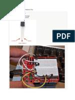 Temperature Measuring Using Netduino Plus