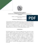 Providencia Administrativa Nº 044-2014 - Adecuación de Precios Justos - Jabón de Baño, Detergentes y Jabón en Panela Para Lavar
