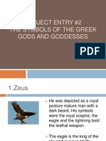 The Greek Gods And Goddess
