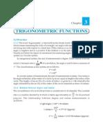 NCERT Class 11 Maths Trigonometric Functions Questions