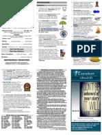 bulletin august 30-2014