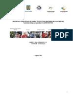 Programul Operational Sectorial Dezvoltarea Resurselor Umane - POSDRU