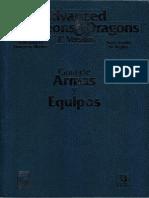 Guia de Armas y Equipo