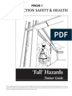 1 Fall Hazards Trainer Guide