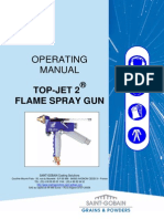TOP JET Operating Manual