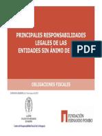 Obligaciones Fiscales- 9 de Mayo 2012