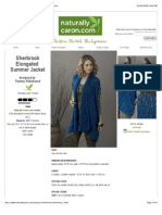 262ac6e4251c60 Tammy Hildebrand - Sherbrook Elongated Summer Jacket (2)