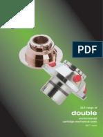 Double cartridge mechanical seals