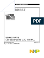 Uda1334 - Audio Dac