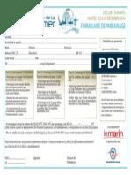 Formulaire Entreprise 2014