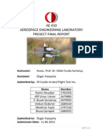 Flight Test Report