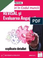 Raport Special Modificari in Codul Muncii-Revisal Si Evaluarea Angajatilor