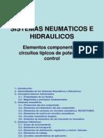 Sistemas de Control Hidraulico y Neumatico PPT