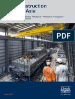 Shipyards in Asia