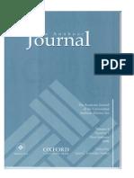 Anahuac Journal Rogelio Castillo Vol8 No1 Primer Sem08