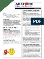 September Newsletter P2 2014