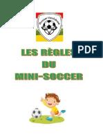 Les Regles Du Mini-Soccer