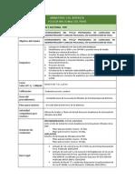 Otorgamiento Del Titulo Profesional de Licenciado en Administración y Ciencias Policiales, Via Sustentación de Tesis.