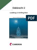 Cameron LoadKing Drilling Riser 3.5 Manual