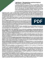 Resumen Del Texto Perspectivas Epistemológicas Tradiciones y Proyecciones de Silvia Rivera y Ileana Gutiérrez