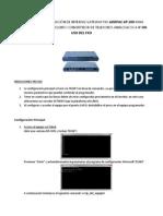 Manual de Configuracion AddPac FXS Con Asterisk VoIP