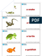 Kids Flashcards Pets 3