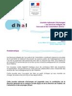 DIHAL - Programme journée SIAO - 17 sept 2014