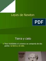 Leyes de Newton Ppt