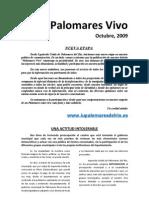 Palomares Vivo - Octubre 2009