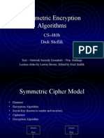 Symmetric Encryption