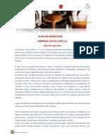 Plan de Marketing Costa Café S.A
