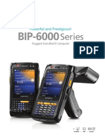 [Brochure] BIP-6000 Series En