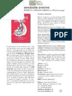 Biografie Estensi. Guida alla storia di Modena e Reggio Emilia in 100 personaggi
