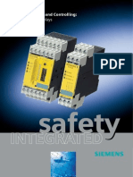 Siemens Safety Relays