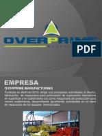Presentacion Oficial Overprime