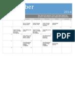 c7 - sept  calendar 2014