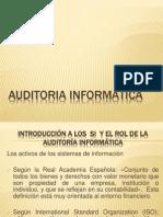 2. Auditoria informatica