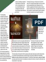 Bastille Album