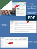Passo a Passo Retificacao Online DIRPF