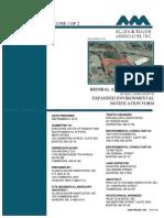 Brimbal Ave. - Environmental Notification Form - 9.2.14 Volume 1 of 2